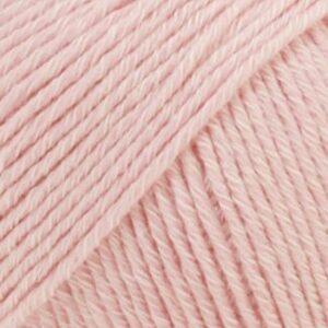 cotton-merino-pudurbleikur