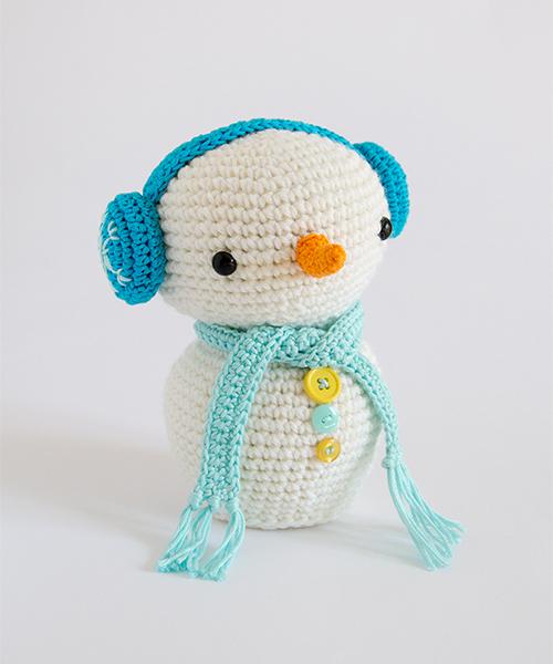 Amigurumi Winter Wonderland Free : Handverksk?nst Amigurumi Winter Wonderland
