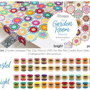 Garden Room Tablecloth