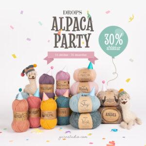 Drops Alpaca Party